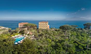 ソレント、グランド ホテル エクセルシオール ヴィットリアの写真