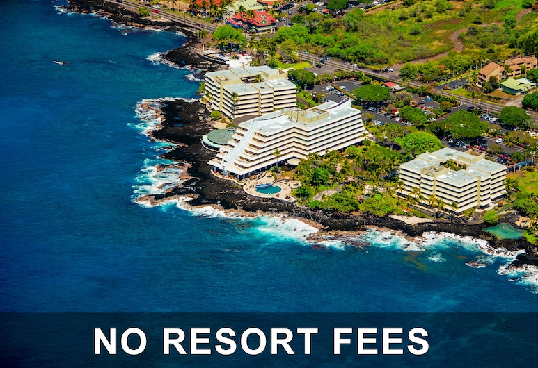 Royal Kona Resort, Kailua-Kona, Aerial View