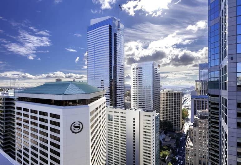 Sheraton Grand Seattle, Seattle, Exteriér