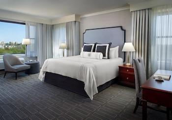 Selline näeb välja Omni Shoreham Hotel, Washington