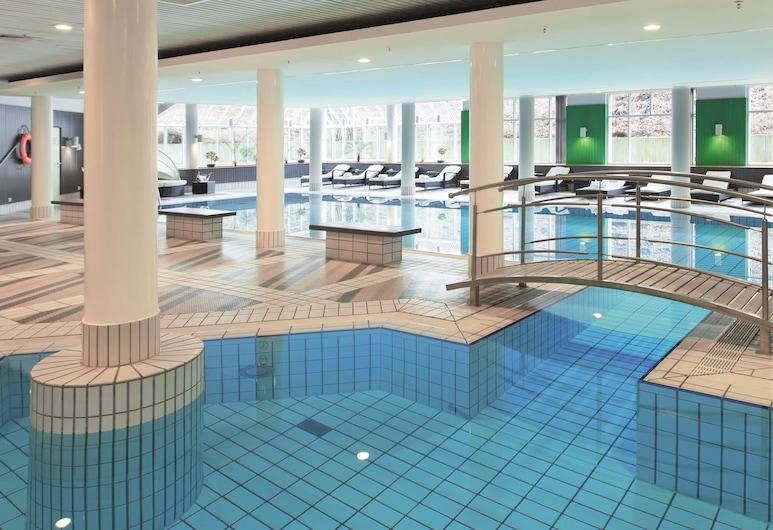 Radisson Blu Hotel Dortmund, דורטמונד, בריכה מקורה