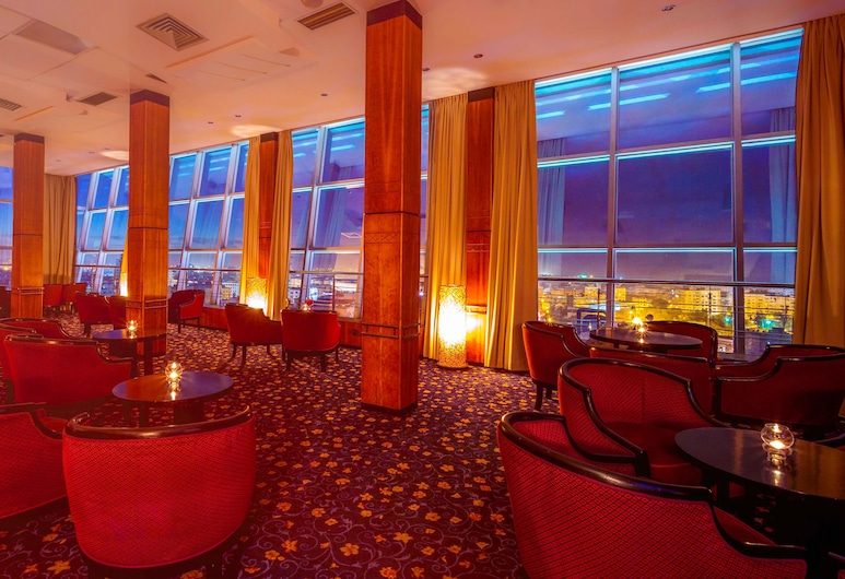 Idou Anfa Hotel, Casablanca, Salón lounge del hotel
