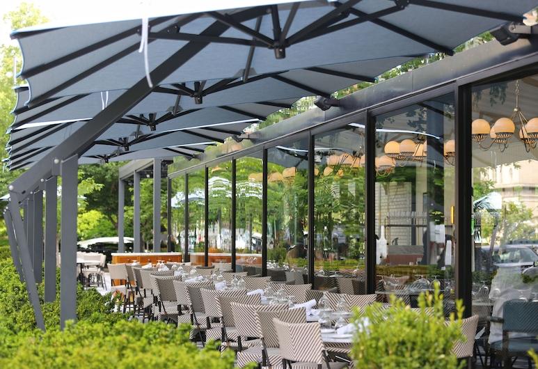 The Dupont Circle Hotel, Washington, Terrace/Patio