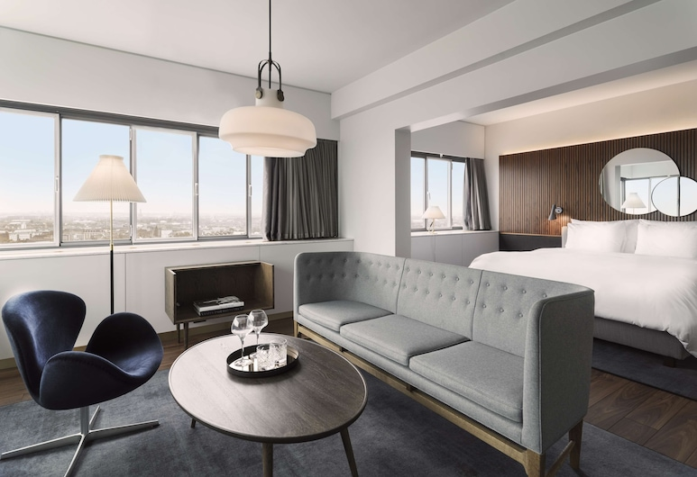 Radisson Collection Royal Hotel, Copenhagen, Copenhagen, Suite, 1 Bedroom, Guest Room
