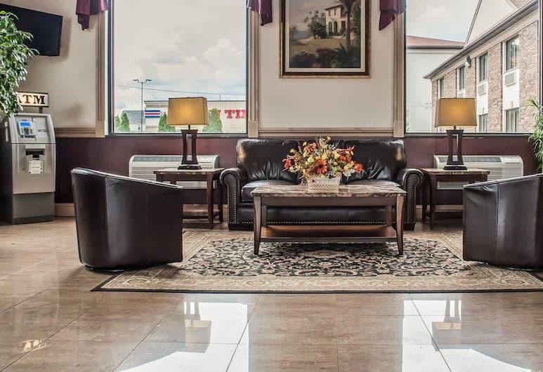 Quality Inn Niagara Falls, Niagara Falls, Lobby