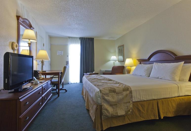 Baymont by Wyndham Sarasota, Sarasota, Standard Room, 1 King Bed , Zimmer