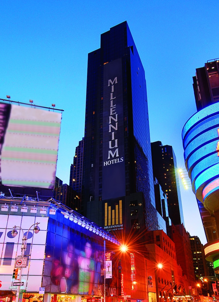 Hotel Millennium Broadway New York Times Square