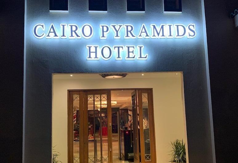 カイロ ピラミッズ ホテル, ギザ