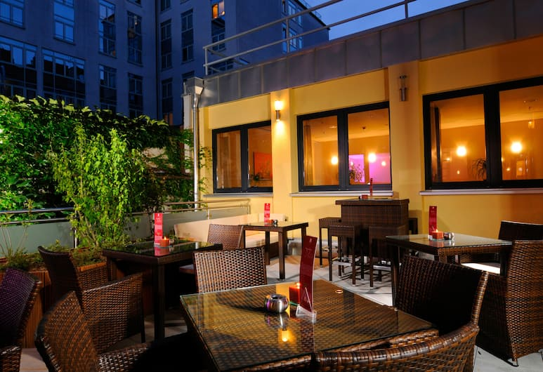 Leonardo Hotel München City Center, Monaco di Baviera, Terrazza/Patio