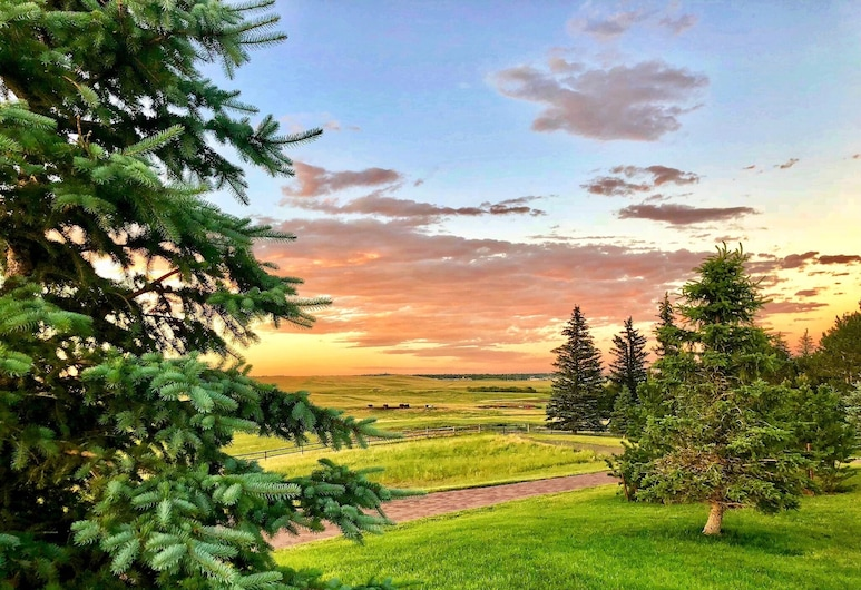 Little America Cheyenne, Cheyenne, Blick auf den Golfplatz
