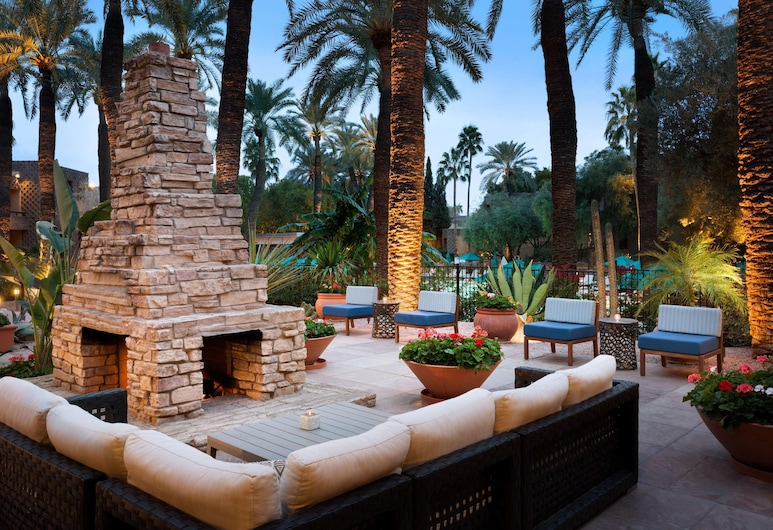 DoubleTree Resort by Hilton Paradise Valley - Scottsdale, Scottsdale, Terrace/Patio