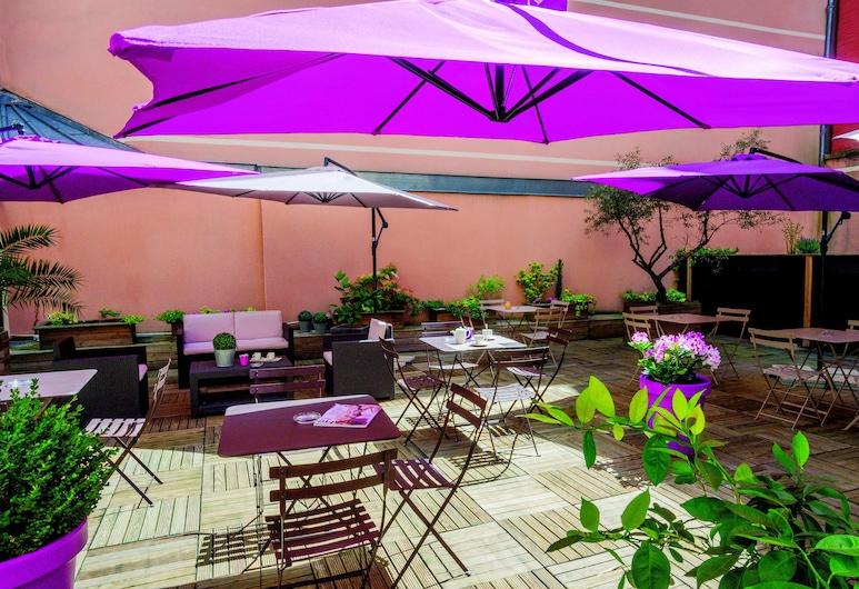 Mercure Toulouse Centre Wilson Capitole hotel, Toulouse, Terasa/trijem