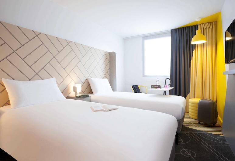 ibis Styles Paris Massena Olympiades, París, Habitación estándar, 2 camas individuales, Habitación