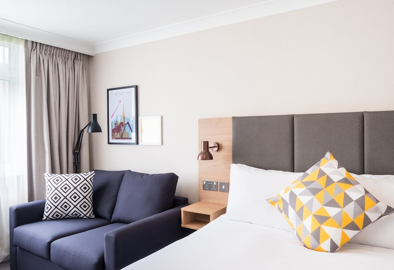 Holiday Inn Coventry M6, Jct.2, Coventry, Executive kamer, 1 tweepersoonsbed, niet-roken, Kamer