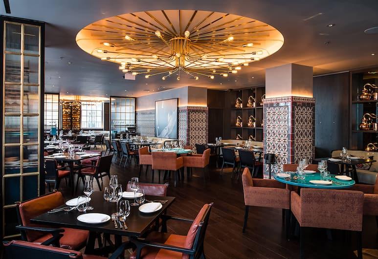 倫敦格羅夫納 JW 萬豪酒店, 倫敦, 餐廳
