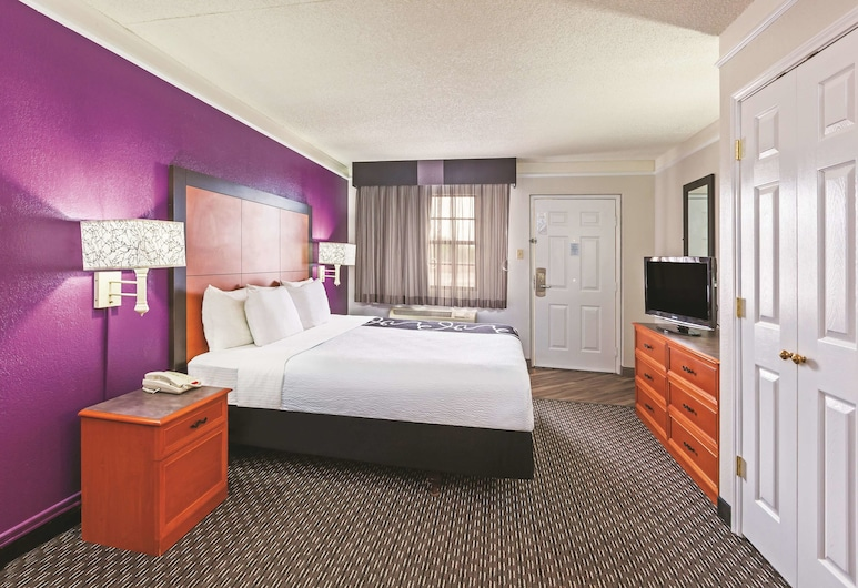 La Quinta Inn by Wyndham Odessa, Odessa, Room, 1 King Bed, Accessible, Non Smoking (Mobility Accessible), Guest Room