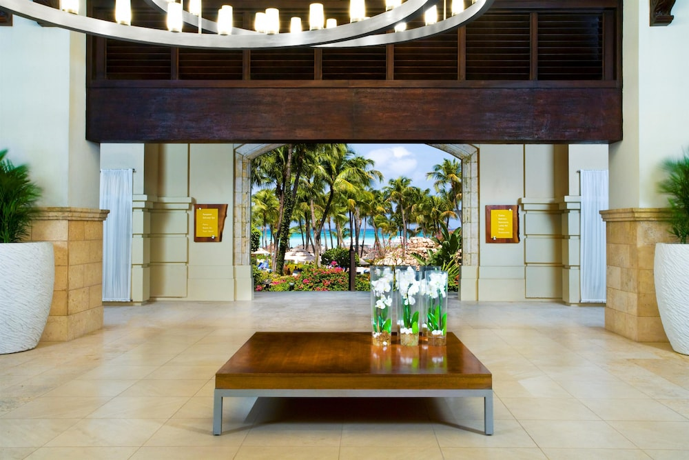 Hyatt Regency Aruba Resort and Casino, Palm Beach, Lobby