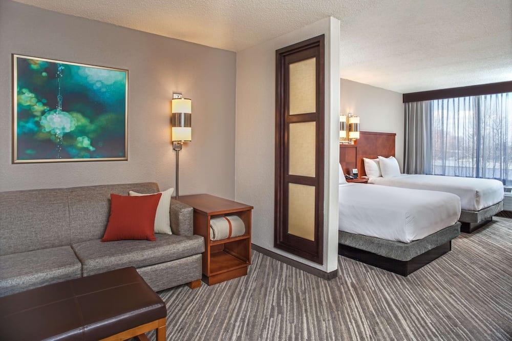 Guest Room, Pokoj, 2 dvojlůžka - Pokoj