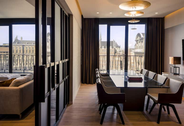 NH Collection Amsterdam Grand Hotel Krasnapolsky, Amsterdam, Presidential Suite, View (Royal), Guest Room