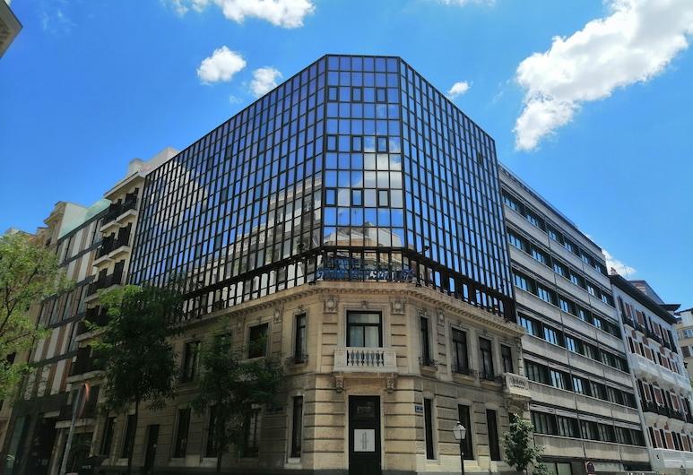 Hotel Gran Versalles, Madrid, Hotelfassade