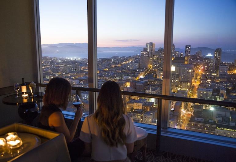 Hilton San Francisco Union Square, San Francisco, Hotelový salonek