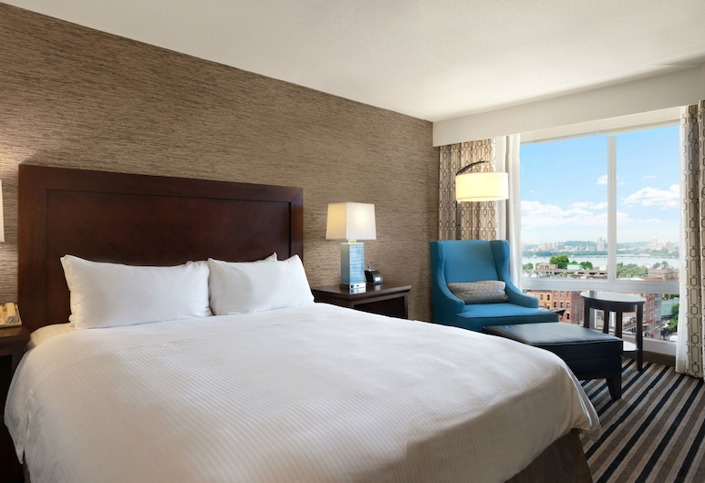 Wyndham Boston Beacon Hill, Boston, Executive Room, 1 King Bed, Guest Room