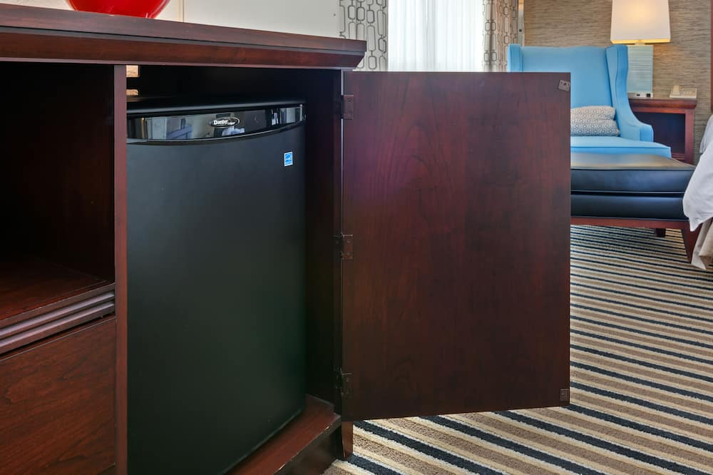 Executive Double Room, 2 Double Beds - Mini Refrigerator