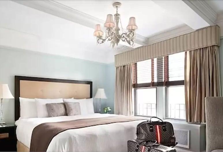 The Franklin Hotel, Nova Iorque, Estúdio, Quarto