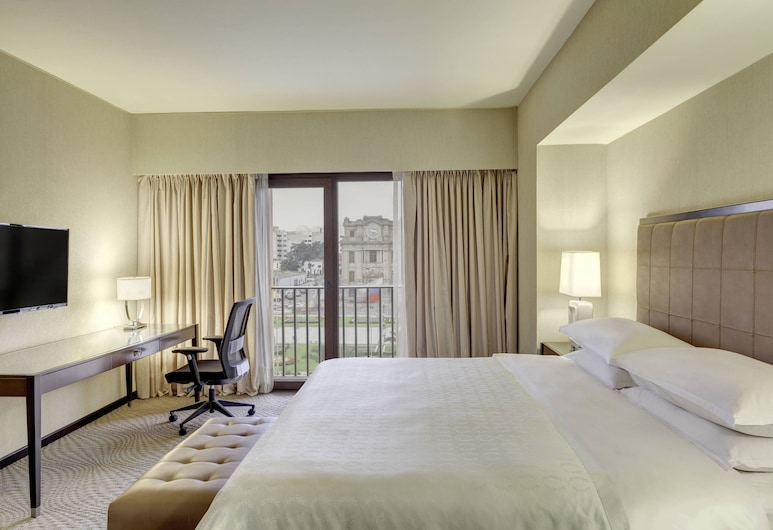 Sheraton Lima Hotel & Convention Center, Lima, Junior suite, 1 kingsize bed, niet-roken, Kamer