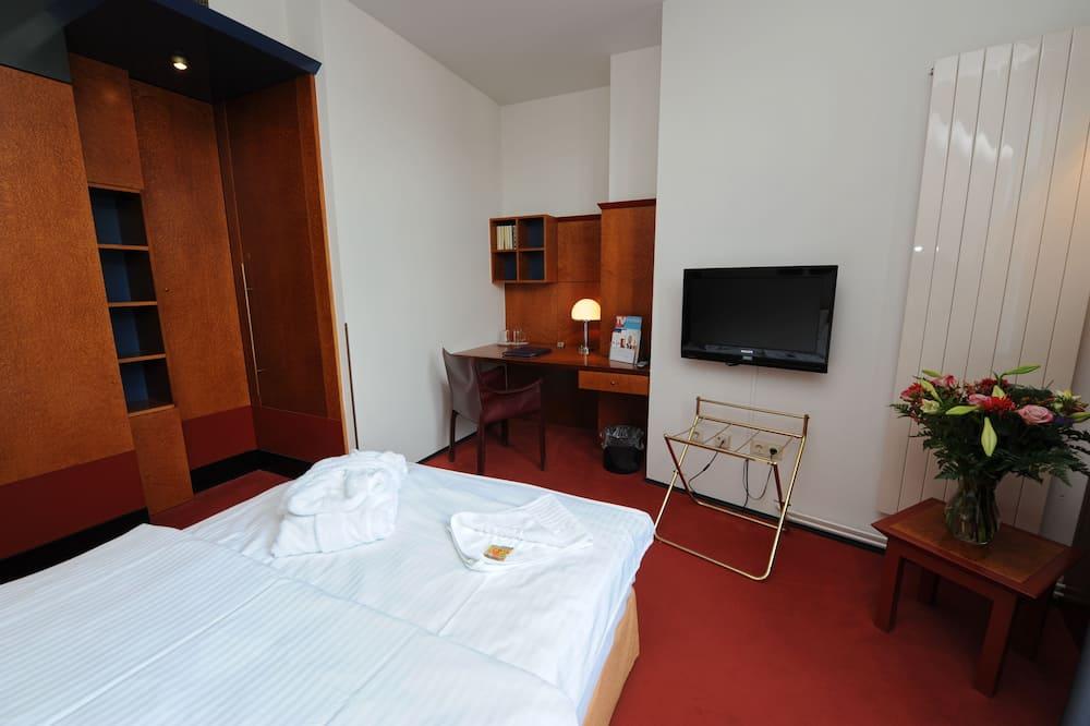 Standard-huone, 1 yhden hengen sänky - Oleskelualue