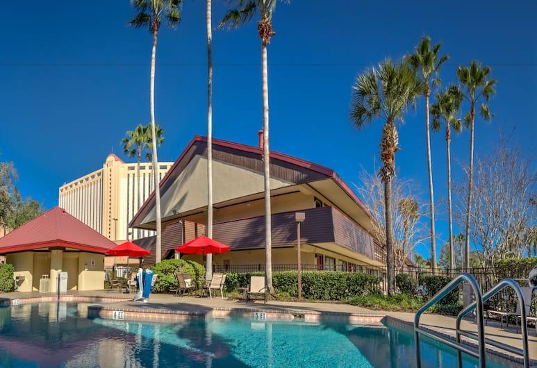 Midpointe Hotel by Rosen Hotels & Resorts, Orlando, Außenpool