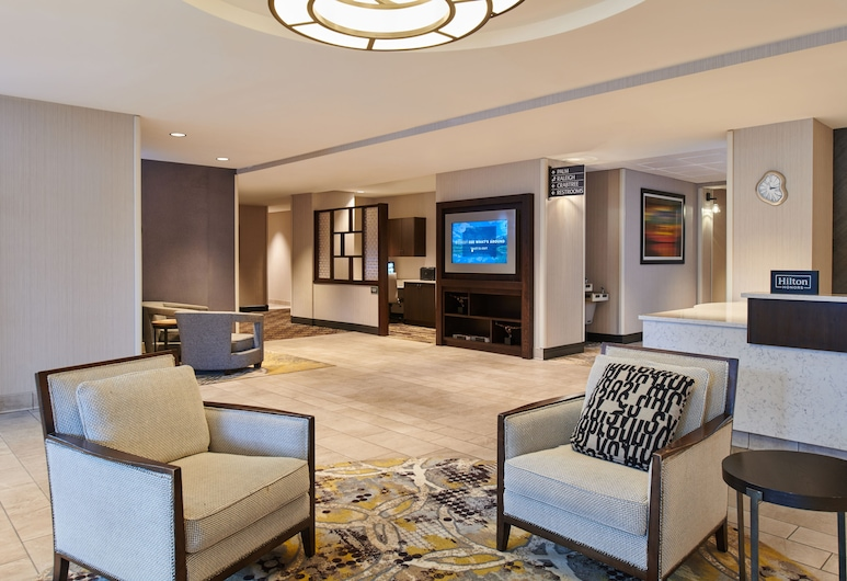 DoubleTree by Hilton Raleigh Crabtree Valley, Raleigh, Recepce