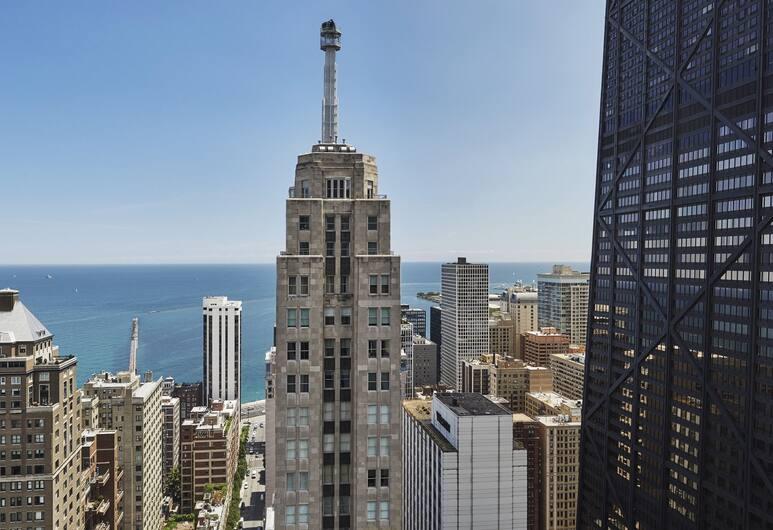 Four Seasons Hotel Chicago, Chicago, Uitzicht vanaf hotel