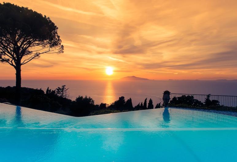Caesar Augustus, Relais & Chateaux Hotel, Anacapri, Infinity-Pool