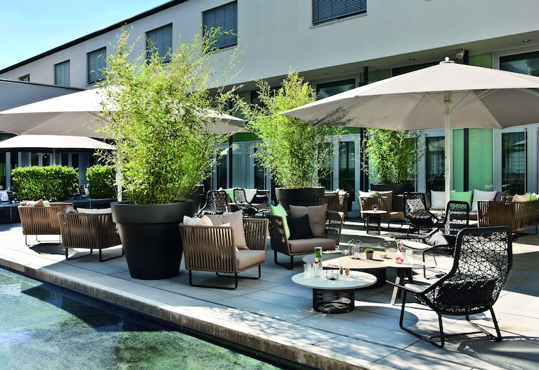 Hotel Maximilian's, Augsburg, Terrace/Patio