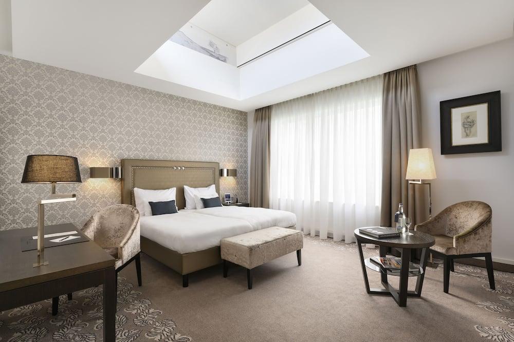 Izba typu Executive, viacero postelí - Obývacie priestory