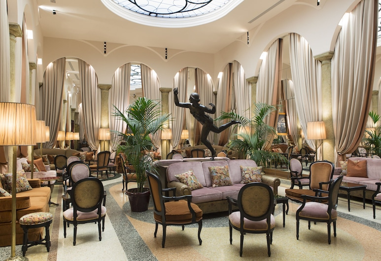 Grand Hotel et de Milan - The Leading Hotels of the World, Milaan, Hotelbar