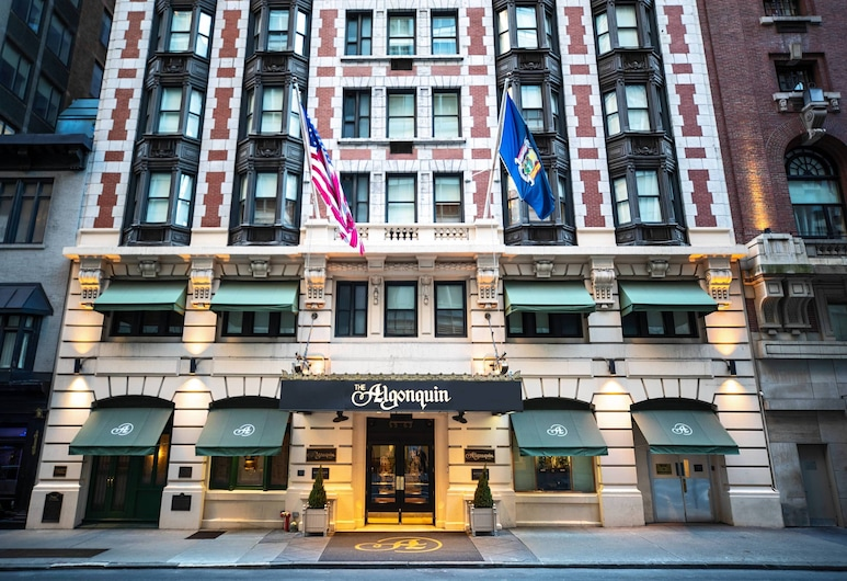 The Algonquin Hotel Times Square, Autograph Collection, New York