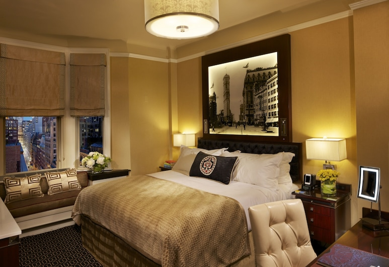 The Algonquin Hotel Times Square, Autograph Collection, New York, Guest Room