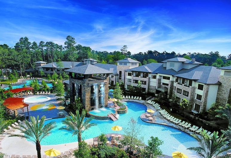 The Woodlands Resort, The Woodlands, Äventyrsbad