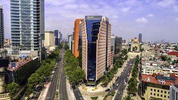 멕시코시티의 크리스탈 그랜드 리포르마 우노 사진