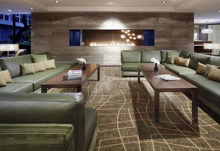 Amsterdam Marriott Hotel, Amsterdam, Lobby Sitting Area