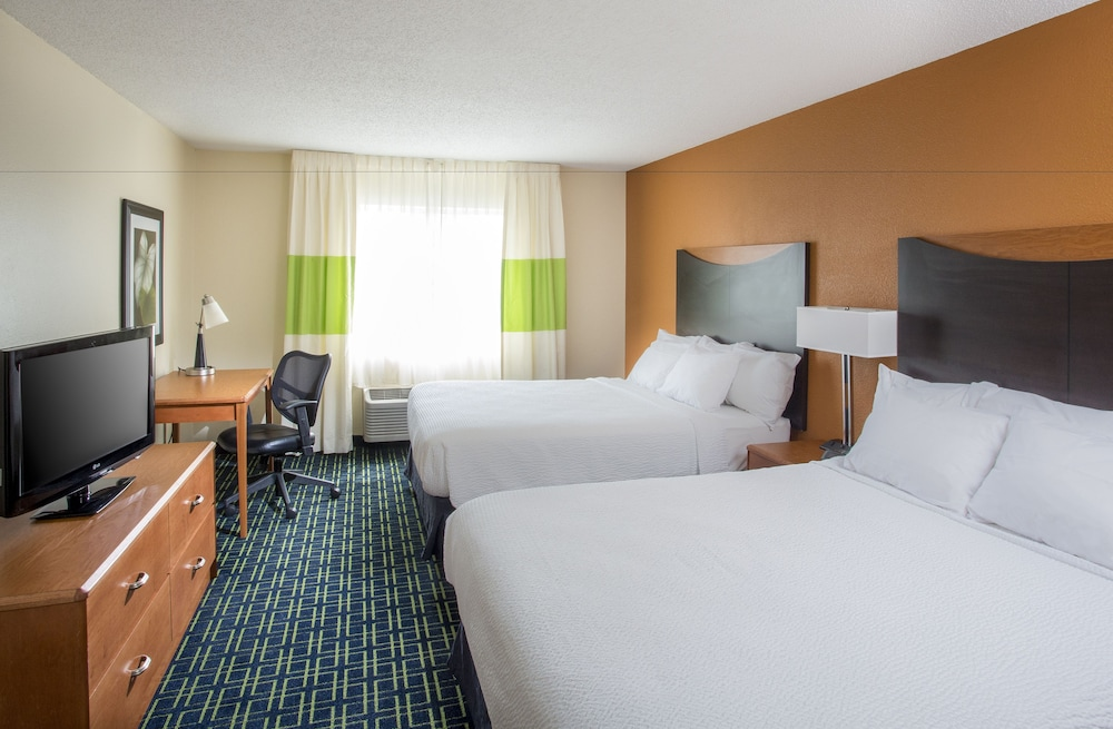 Fairfield Inn & Suites Joliet North/Plainfield, Joliet