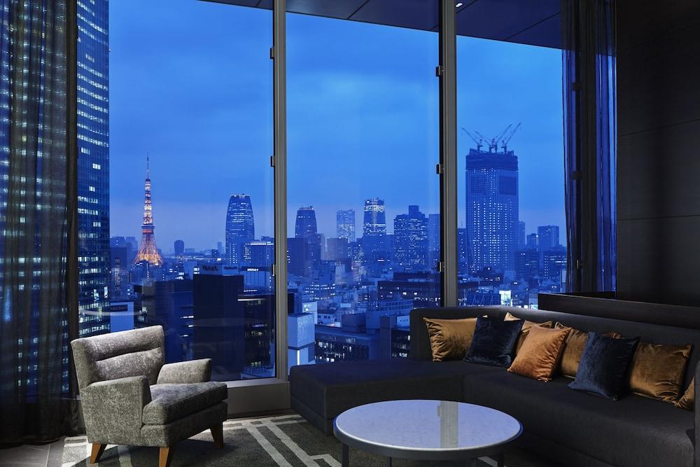 Mitsui Garden Hotel Ginza Premier, Tokyo, Hotellinnredning
