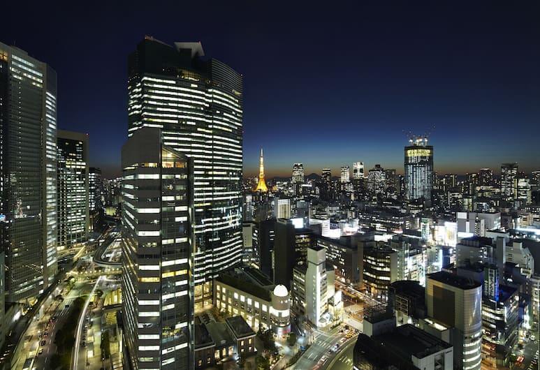 Mitsui Garden Hotel Ginza Premier, Tokió, Kilátás a hotelből