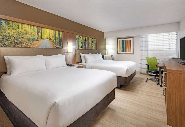 Wyndham Garden Marietta Atlanta North, Marietta, Pokój, 2 łóżka queen, dla niepalących, Pokój