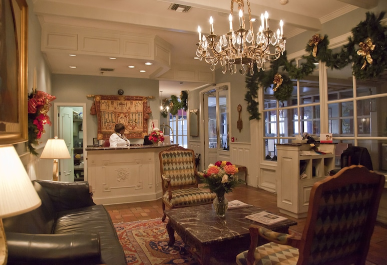 Prince Conti Hotel, New Orleans, Vestibyle
