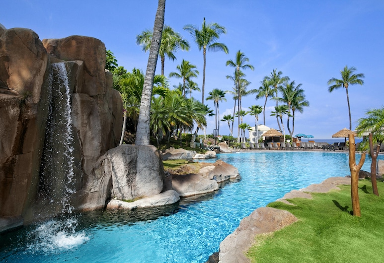 The Westin Maui Resort & Spa, Ka'anapali, Lahaina, Pool Waterfall