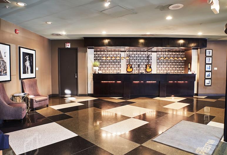 Hotel Preston, Nashville, Lobby