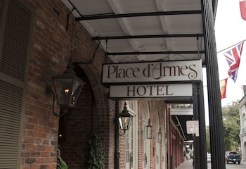 Picture of Place d'Armes Hotel in New Orleans